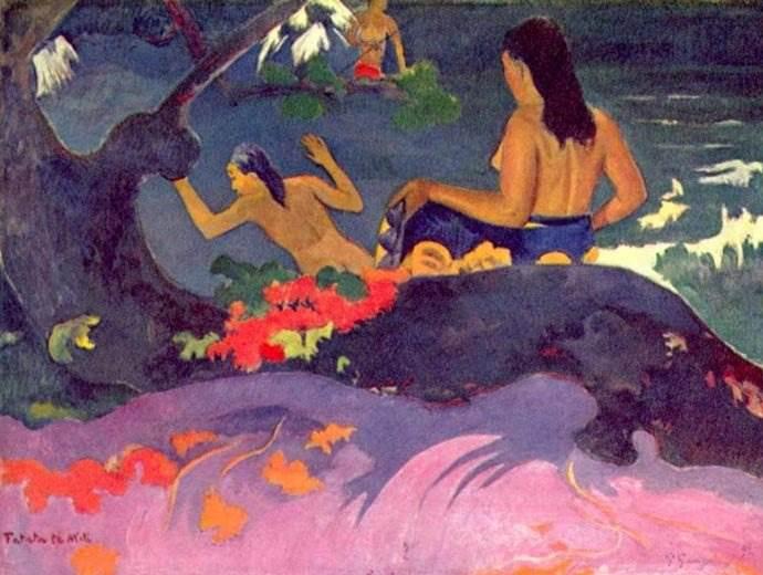 Поль Гоген картины. Великий французский художник