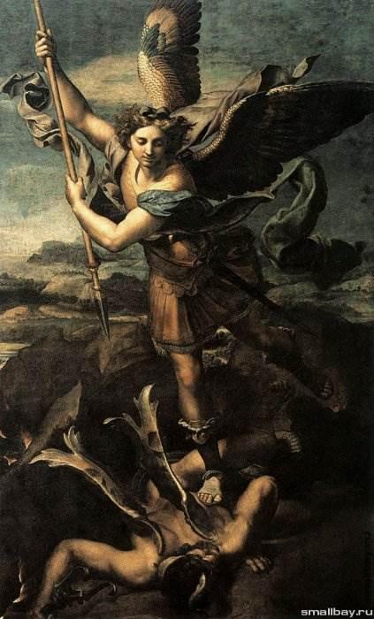 Рафаэль Санти картины