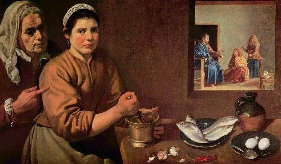 Великий испанский художник Веласкес и его картины. 61928