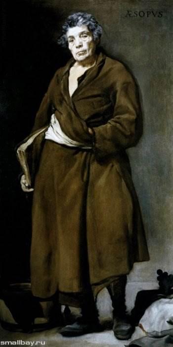 Великий испанский художник Веласкес и его картины. 51021