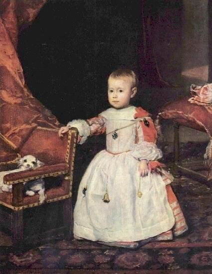 Великий испанский художник Веласкес и его картины. 10170
