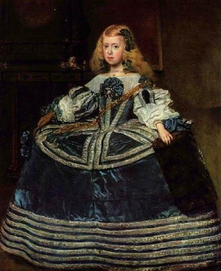 Великий испанский художник Веласкес и его картины. 29712