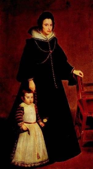 Великий испанский художник Веласкес и его картины. 17649