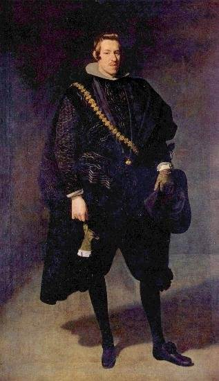Великий испанский художник Веласкес и его картины. 25869