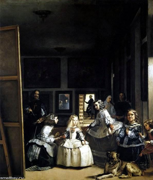 Веласкес картины. Великий испанский художник