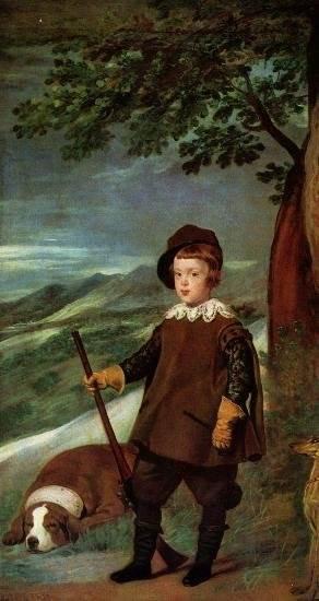 Великий испанский художник Веласкес и его картины. 91243