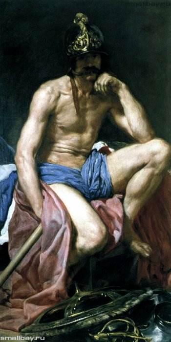 Великий испанский художник Веласкес и его картины. 35027