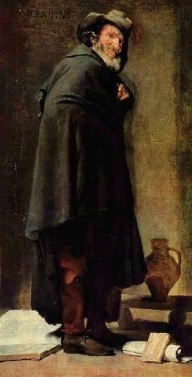 Великий испанский художник Веласкес и его картины. 87431