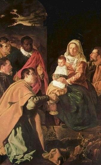 Великий испанский художник Веласкес и его картины. 46283