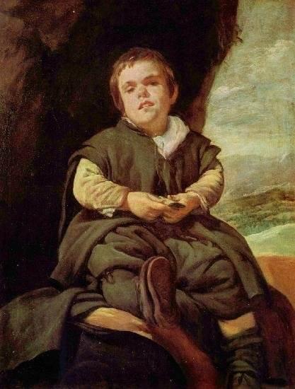Великий испанский художник Веласкес и его картины. 59242