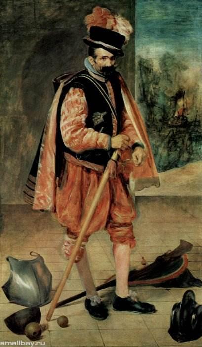 Великий испанский художник Веласкес и его картины. 27385