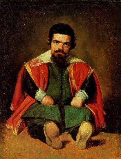 Великий испанский художник Веласкес и его картины. 71205