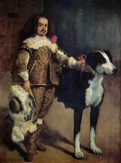 Великий испанский художник Веласкес и его картины. 26970