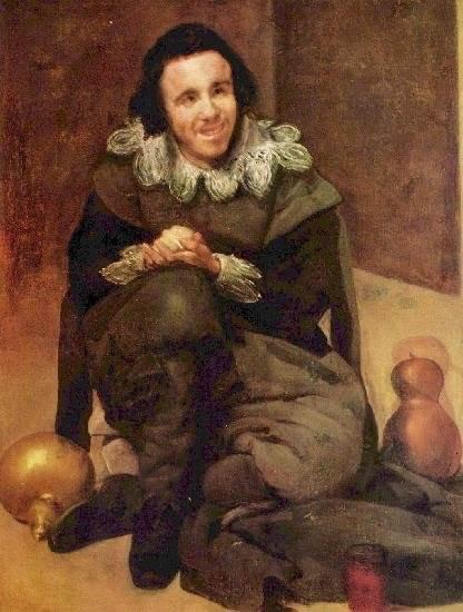 Великий испанский художник Веласкес и его картины. 99164