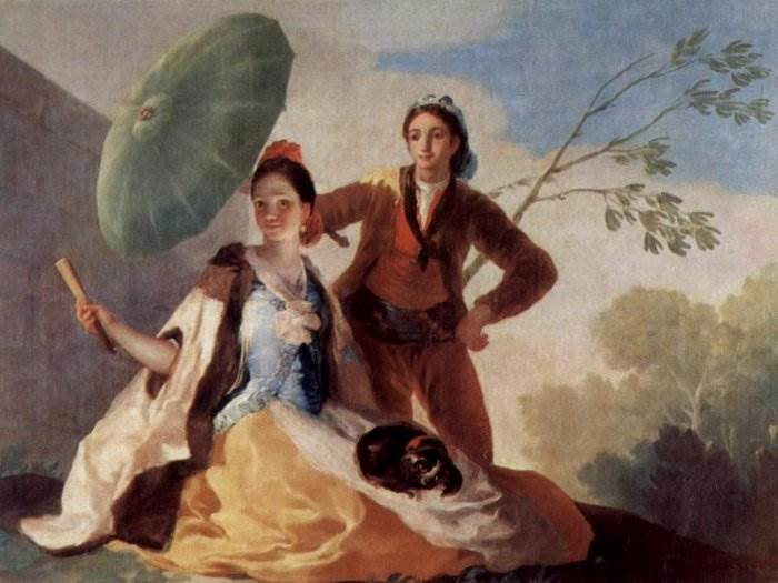 Картины Гойя