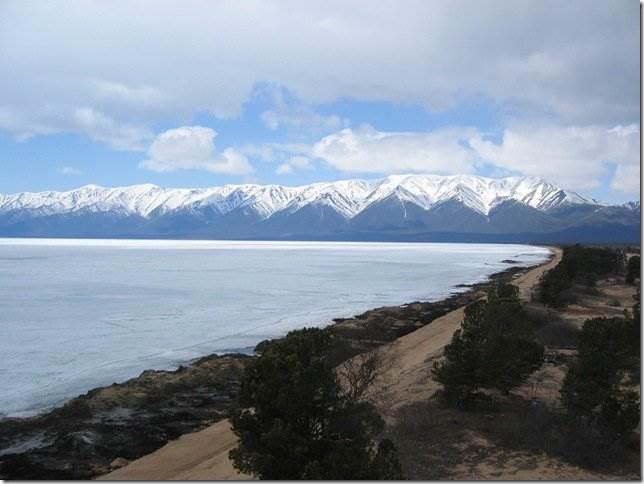 Самые большие красивые озёра мира