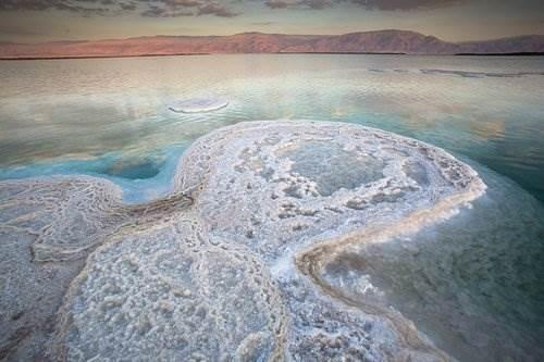 Мёртвое море фото
