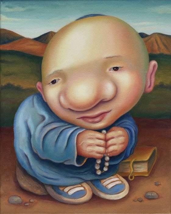 примитивизм в живописи: