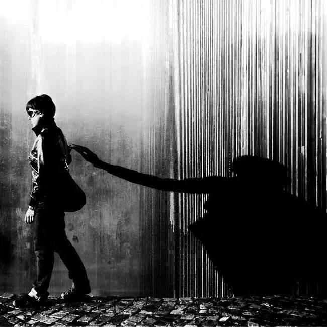 черно белое фотографии: