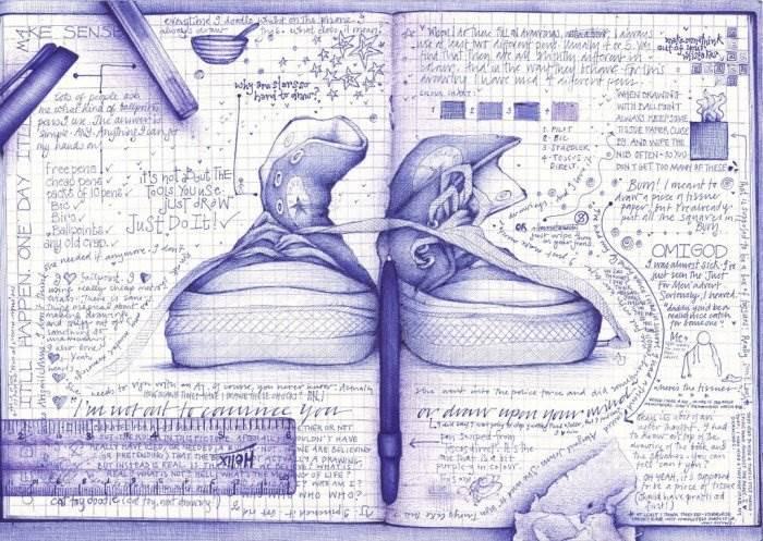 Как украсить тетрадь по английскому языку