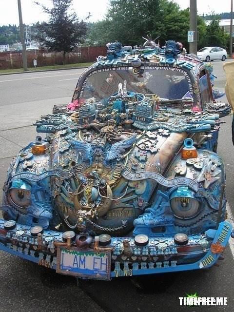 Нестандартные автомобили