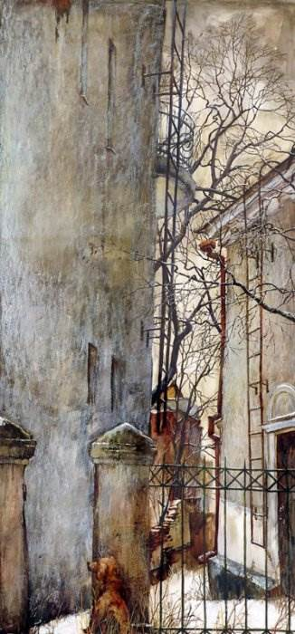 Евгений Осипов художник