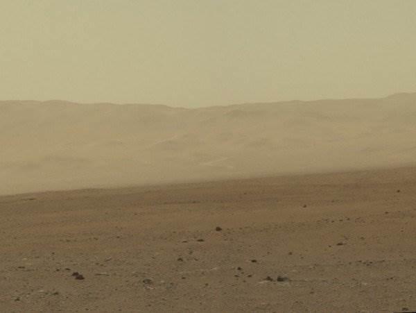 цветные фото Марса