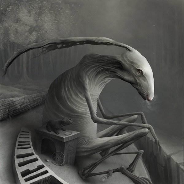 мрачные ночные кошмары