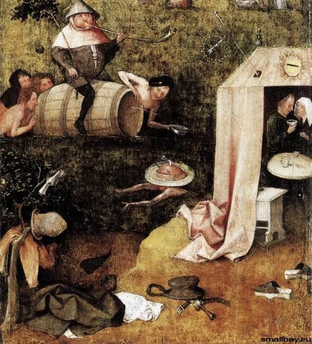 Средневековье монастырь разврат 15 фотография