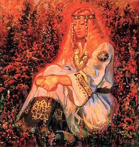 древняя Русь картины