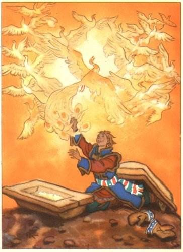 иллюстратор русских сказок