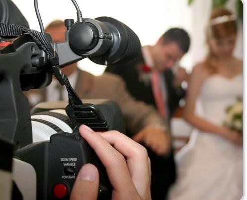Видеосъемка свадьбы профессиональная в HD, недорого.