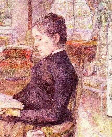 великий французский художник
