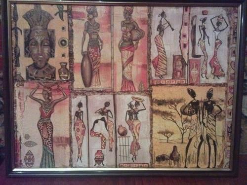 живопись африка
