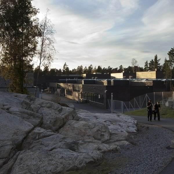 Тюрьма в Норвегии