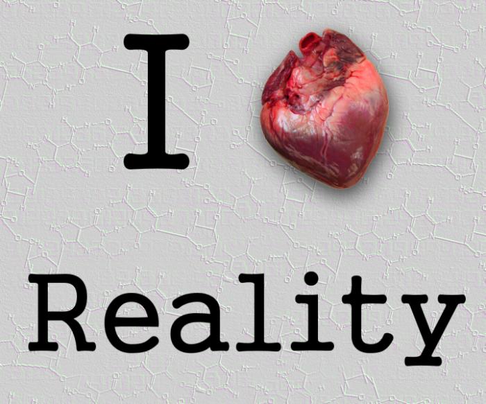 любовь, реальность