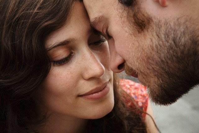 любовь, лицом к лицу