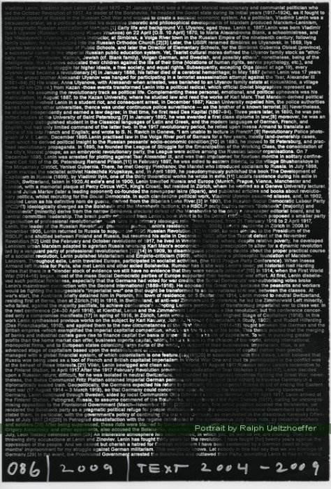 Текстовые портреты