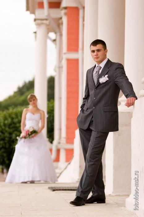 Московский свадебный фотограф