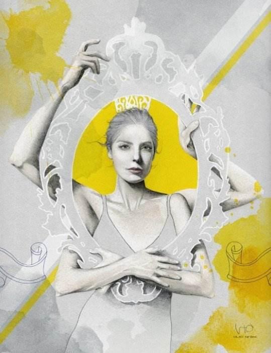 Рисунки Gildo Medina