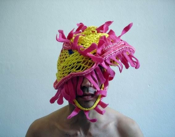 Безумные маски