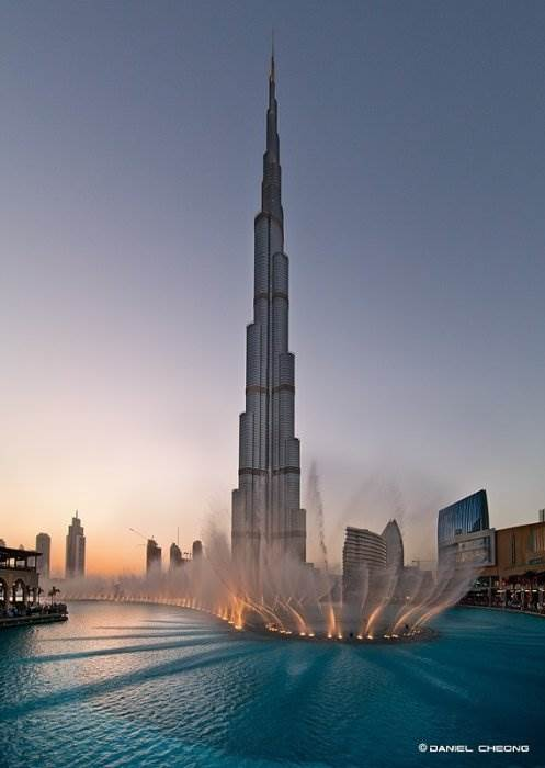 Арабские Эмираты фото