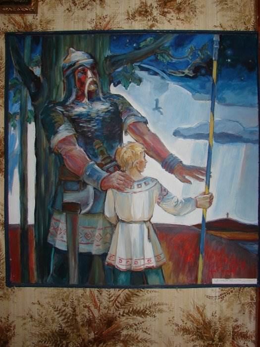 Юрий Чумак украинские художники