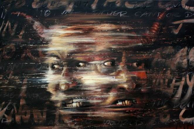 Dale Grimshaw художники Англии