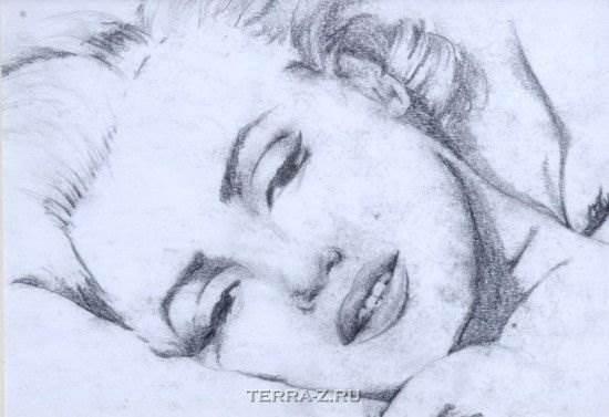 рисовать во сне