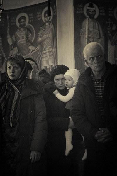 Зарубежные фотографы о России