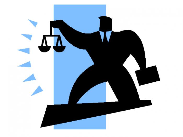Участие адвоката при рассмотрении судом гражданских дел
