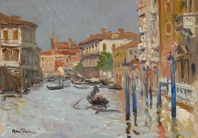 французский художник-импрессионист