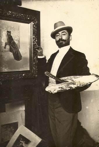 армянский живописец