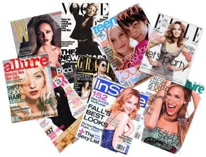 издание модного журнала